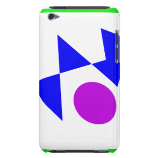 Textile Pattern Barely There iPod Covers