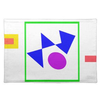 Textile Pattern Placemat