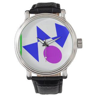 Textile Pattern Watch