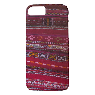 Textile Pillow Patterns iPhone 8/7 Case