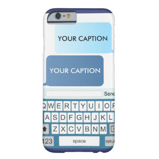 Texting. Barely There iPhone 6 Case