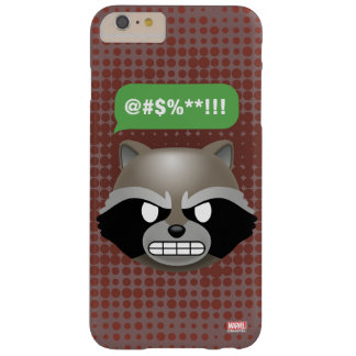 Texting Rocket Emoji Barely There iPhone 6 Plus Case