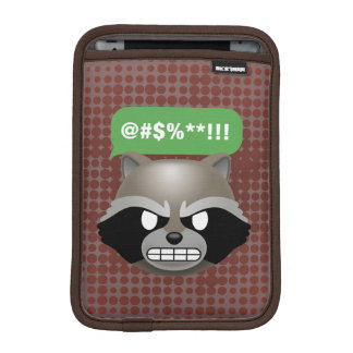 Texting Rocket Emoji iPad Mini Sleeve