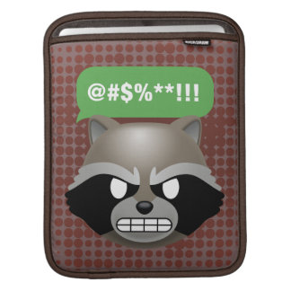 Texting Rocket Emoji iPad Sleeve