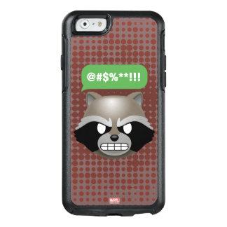 Texting Rocket Emoji OtterBox iPhone 6/6s Case