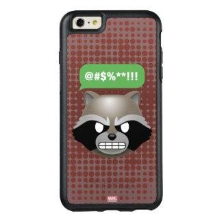 Texting Rocket Emoji OtterBox iPhone 6/6s Plus Case