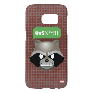Texting Rocket Emoji Samsung Galaxy S7 Case