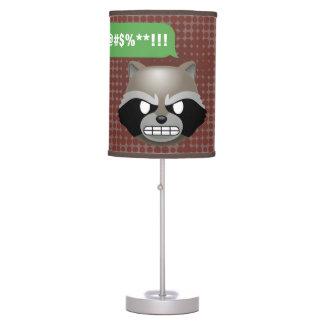 Texting Rocket Emoji Table Lamp
