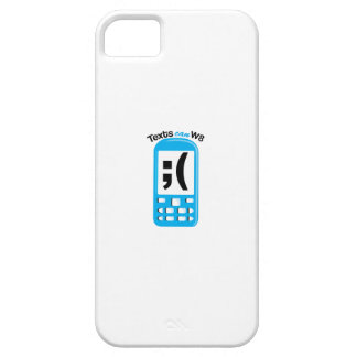 Texts Can W8 iPhone 5 Cover