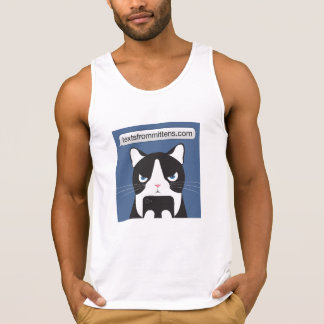 Texts from Mittens Men's Tank
