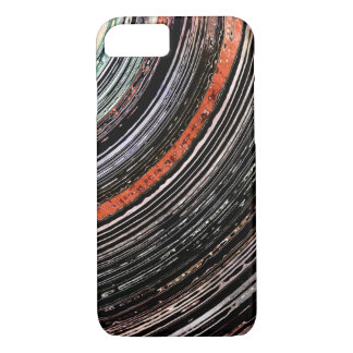 Textural Earth Tone Rings iPhone 8/7 Case