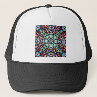 Textural Surfaces of Symmetry Trucker Hat