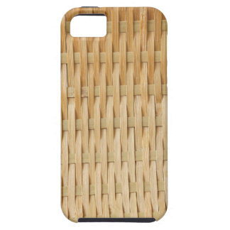 Texture #22 - Bamboo Rattan Style   iPhone 5 Case