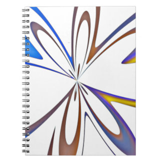 texture  and abstract background notebook