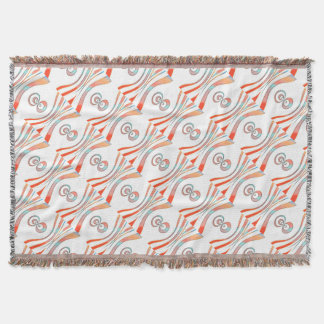 texture  and abstract background throw blanket