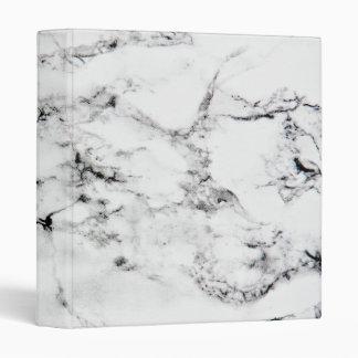 Texture de marbre classeur vinyle