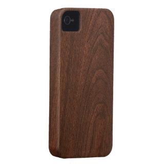 texture en bois rouge