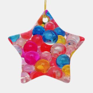 texture jelly balls ceramic ornament