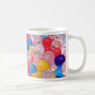texture jelly balls coffee mug