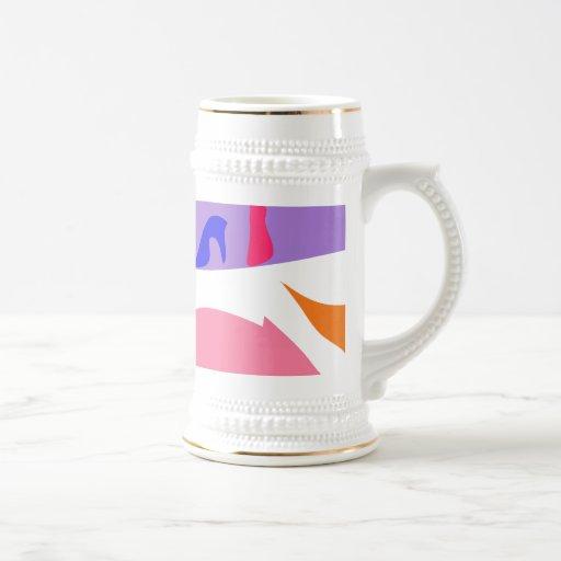 Texture Coffee Mugs