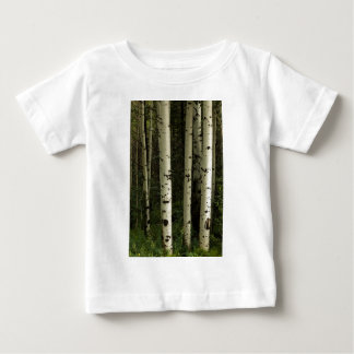 Texture Of A Forest Portrait Baby T-Shirt