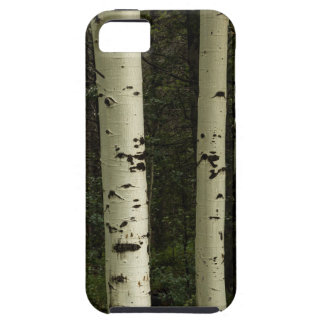Texture Of A Forest Portrait iPhone 5 Cover