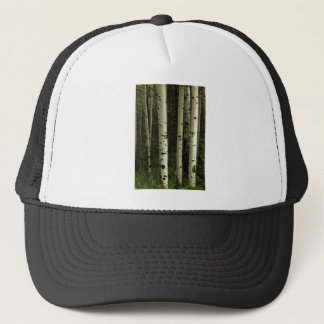 Texture Of A Forest Portrait Trucker Hat