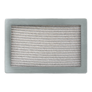 Texture of white fabric striped for background belt buckles