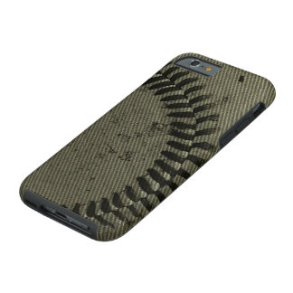 Textured Baseball Tough iPhone 6 Case