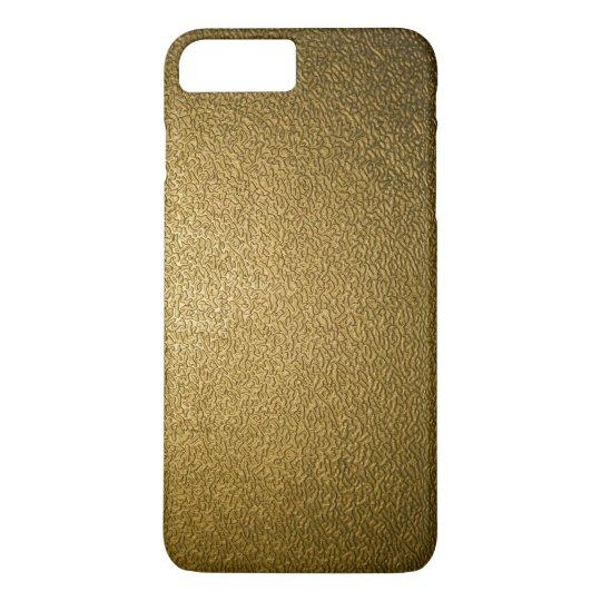Textured Bronze iPhone 8 Plus/7 Plus Case