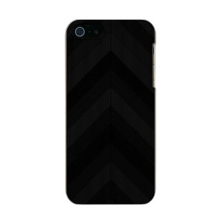 Textured Dark Stripes Incipio Feather® Shine iPhone 5 Case