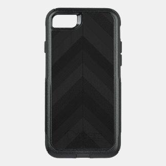 Textured Dark Stripes OtterBox Commuter iPhone 8/7 Case