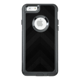 Textured Dark Stripes OtterBox iPhone 6/6s Case