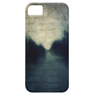 Textured Evening Abstract Case For The iPhone 5