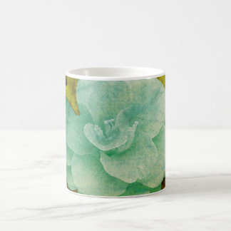 Textured Flower by Shirley Taylor Coffee Mug