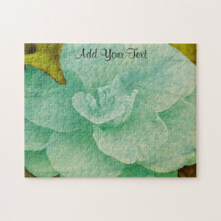 Textured Flower by Shirley Taylor Jigsaw Puzzle