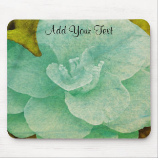 Textured Flower by Shirley Taylor Mouse Pad
