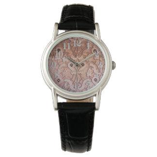 Textured Lattice Watch