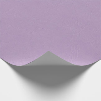 Textured Light Purple Colour Wrapping Paper
