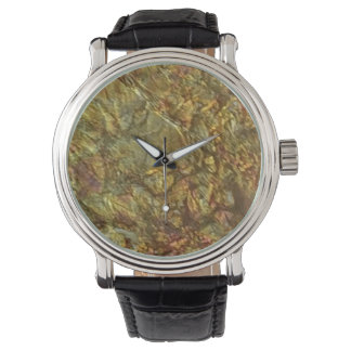 Textured Muli-Colored Face Watch