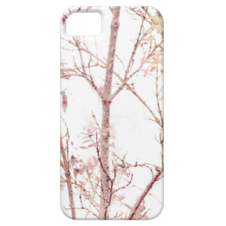 Textured Nature Print Case For The iPhone 5