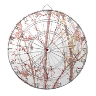 Textured Nature Print Dartboard