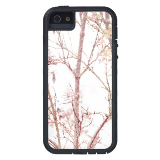 Textured Nature Print iPhone 5 Cover