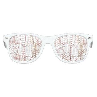 Textured Nature Print Kids Sunglasses