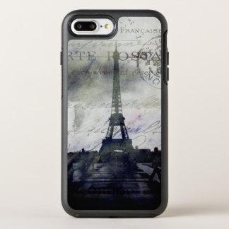 Textured Paris in Lavender OtterBox Symmetry iPhone 8 Plus/7 Plus Case