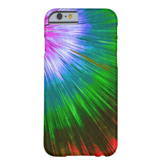 Textured Starburst Tie Dye Barely There iPhone 6 Case