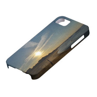 Textured Sunset by Shirley Taylor Case For The iPhone 5