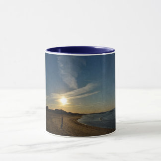 Textured Sunset by Shirley Taylor Mug