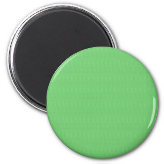 Textures n Shades of Green Blank Template DIY gift 2 Inch Round Magnet