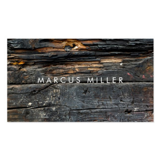 TEXTURES | WOOD | BUSINESS CARD
